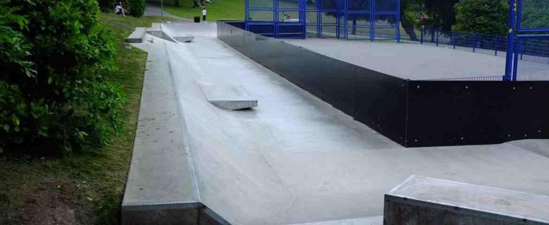Photo of Telegraph Hill Skatepark