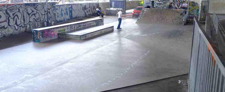 Photo of Royal Oak (Meanwhile 2) Skatepark