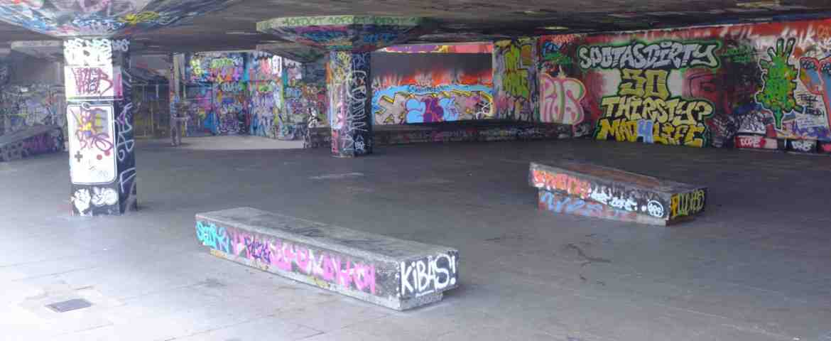 Photo of Southbank Skatepark