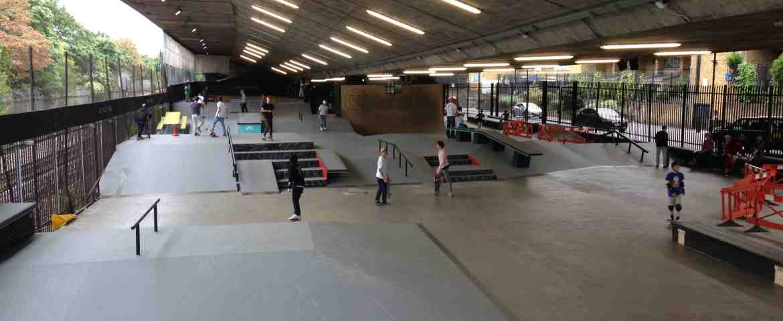 Photo of Bay Sixty 6 Skatepark