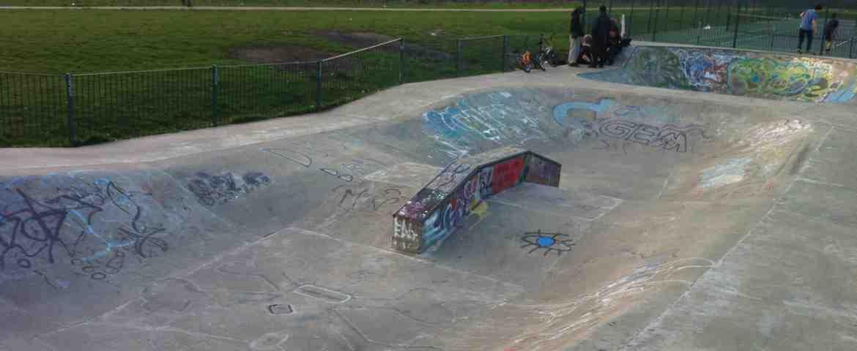 Photo of Finsbury Park Skatepark