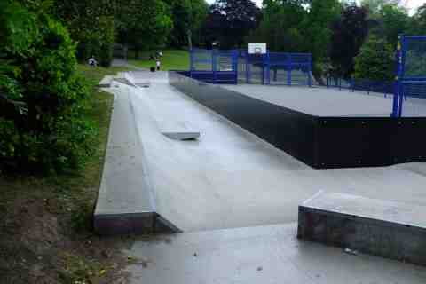 Photo of Telegraph Hill Skatepark