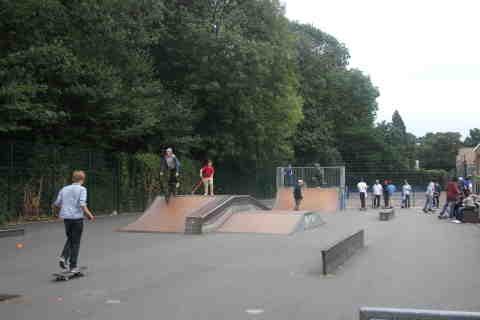 Photo of Bromley Skatepark