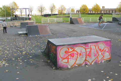 Photo of Woolwich Skatepark