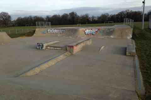 Photo of Potter's Bar Skatepark
