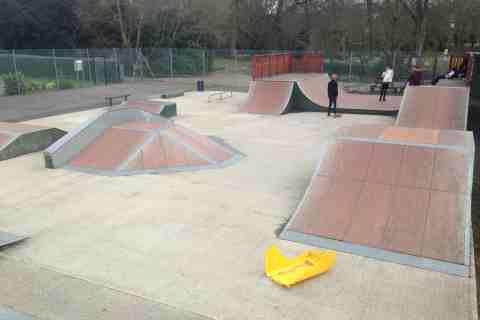 Photo of Ware Skatepark