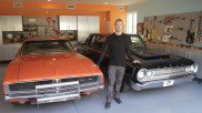 Car Collectors: Kenny Wayne Shepherd's Garage