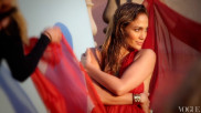 Behind the Scenes of Jennifer Lopez's Shape Issue Cover