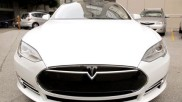 Tesla Model S: Software Update 4.0