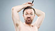 Ricky Gervais on His Favorite Swearword for GQ&#x27;s Comedy Issue