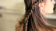 The Monday Makeover: The Double Braid