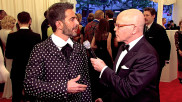 Marc Jacobs Wears a Festive Polka Dot Suit