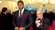 Michael Strahan &quot;Knows A Lot of Punks&quot;