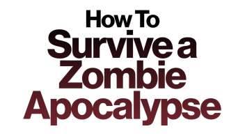 How To Survive a Zombie Apocalypse With the Stars of Fear the Walking Dead