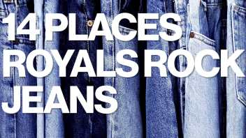 From Kate Middleton to Queen Maxima: 14 Places Royals Rock Jeans