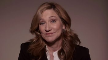 Our Story - Edie Falco on How She Got Into Acting