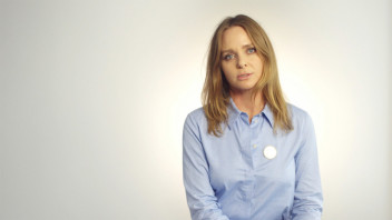 Stella McCartney Talks On the Importance of Raising Awareness About Violence Against Women