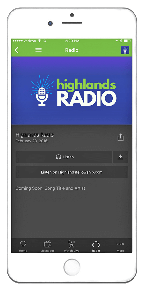 Highlands Radio