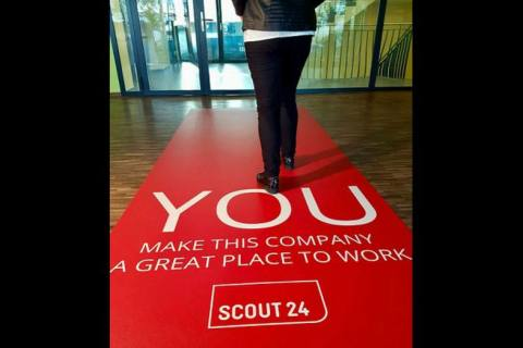 Scout24 gehört zu den besten Arbeitgebern
