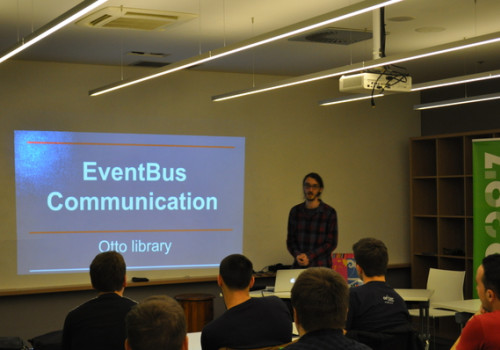 Mobile meetup- October 2015