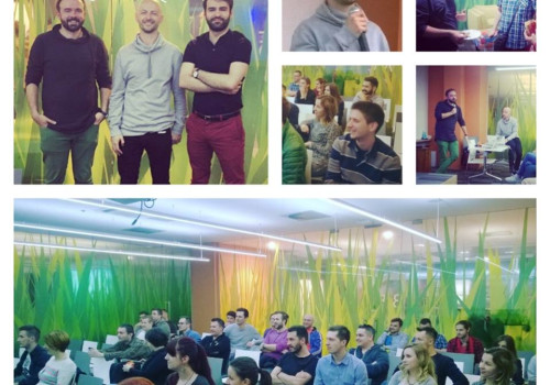 UX meetup April 2016