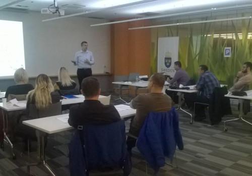 Bosnia Agile - Scrum Masterclass trening