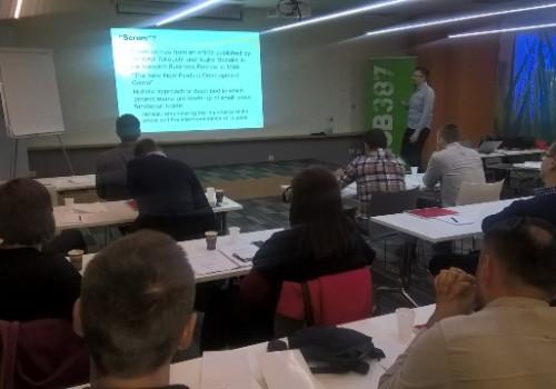 Bosnia Agile - Trening: Agilno upravljanje projektima