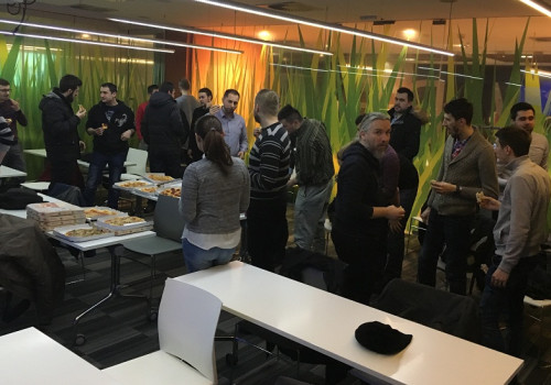 OpenWeb Meetup - January 2017