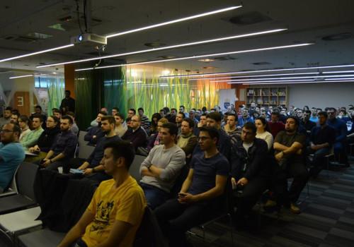 JS Sarajevo Meetup - February 2017