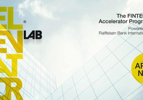 Fintech Accelerator Elevator Lab