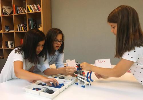 Lego Robotics radionica