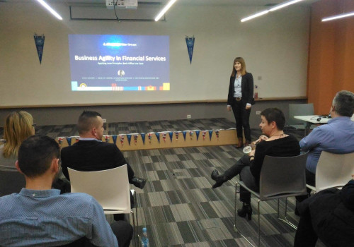 Atlassian Bosnia User Group Meetup - Implementacija Lean procesa i JIRA Service Deska