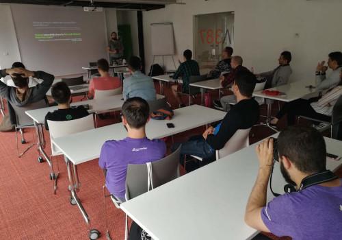 OpenWeb Meetup - May 2018