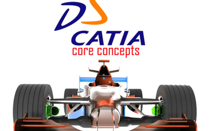 CATIA V5 - Core Concepts