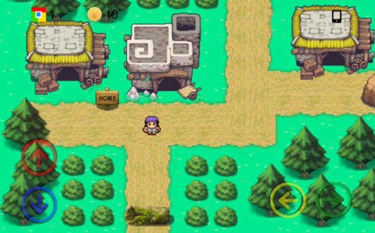 Razvoj igrica : Gamesalad