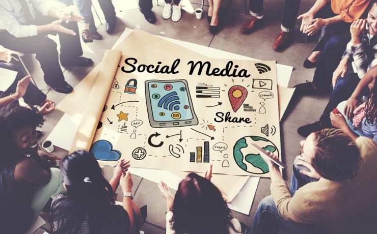 Brendiranje putem društvenih mreža
