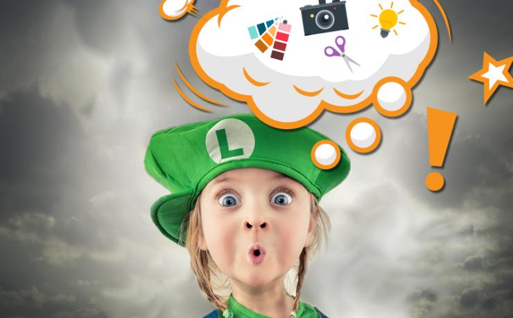 Kreativna škola ilustracije i obrade fotografija za djecu