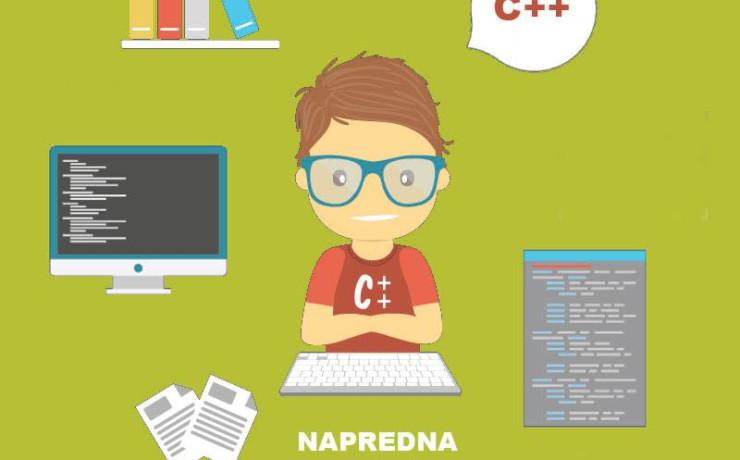 C++ za srednjoškolce - drugi nivo