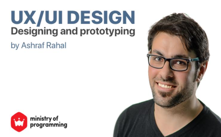 UI/UX Designing & Prototyping
