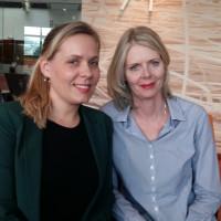 Christina Bergman, Eva Fazlagić i Irma Karčić