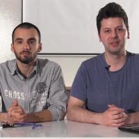 Fahrudin Halilović i Faris Karčić
