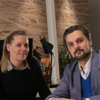 Eva Fazlagić i Nedžad Džudža