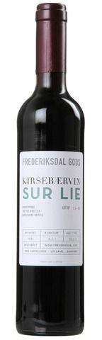 Kirsebærvin Sur Lie, 0,5 L