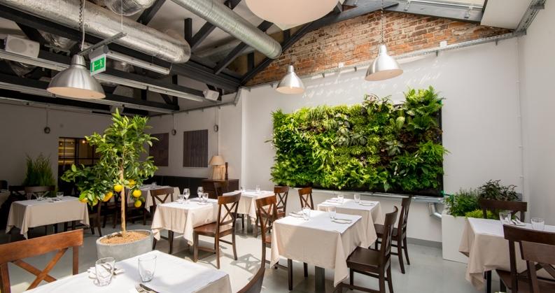 45 Restauracji Na Chrzciny I Komunie W Warszawie