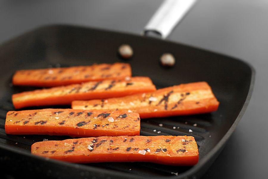 Halstrade morötter