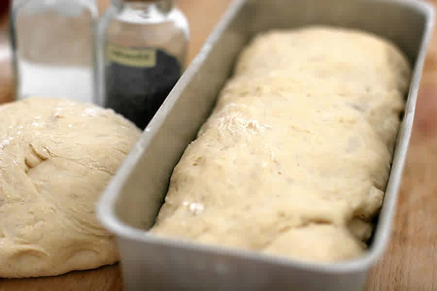 Vitt formbröd - grundrecept