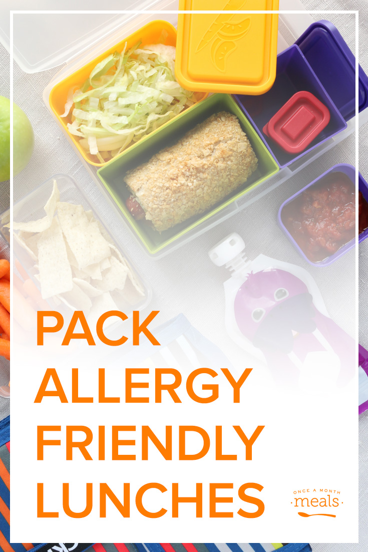 Packing allergy friendly school lunches can be overwhelming, but a little knowledge and planning can go a long way. Here are our best tips.