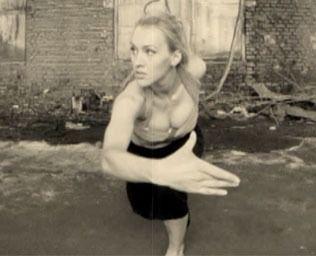 Paulina Turska #<DanceType:0x000000089fa5f8> Latin Afro Funk
