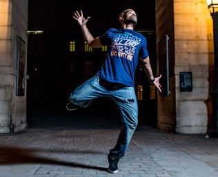 Rudolf Ouea #<DanceType:0x00557d9970a280> Hip-Hop