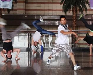 SinPark Crew #<DanceType:0x00000009acb5f8> Hip-Hop